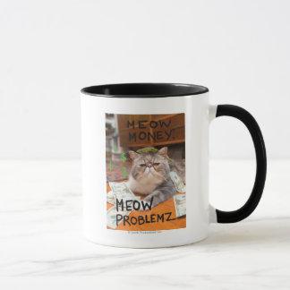 Meow Money, Meow Problemz Mug