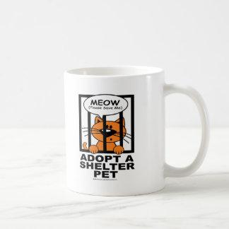 Meow (Save Me) Mugs