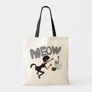 Meow! Tote Bag