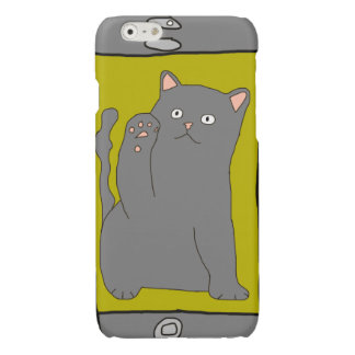 Meow Two iPhone 6 Plus Case