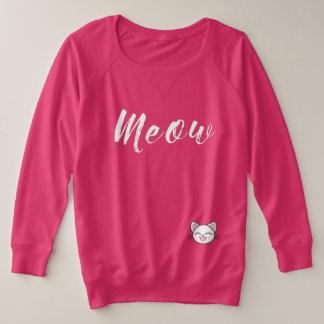Meow — What a Fun Shirt