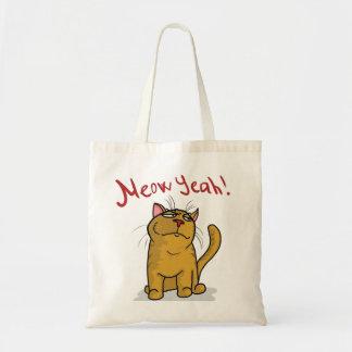 Meow Yeah - Tote Bag