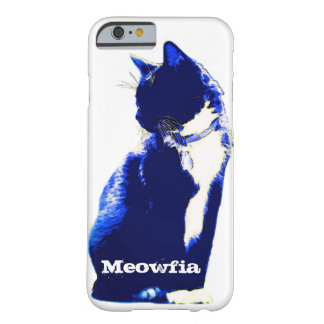 Meowfia Cat Barely There iPhone 6 Case