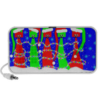 Meows Holidays Portable Speakers