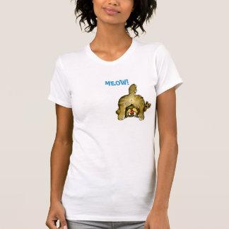 Meows it Going Cartoon Cat T shirt