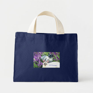 Meows Rule Tote Bags