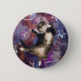 Meowstronaut Kiba Pin