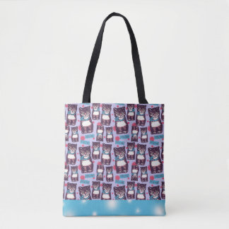 Meowtown Tote Bag