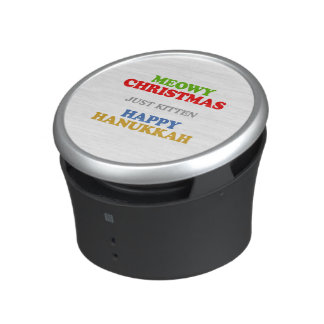 Meowy Christmas -- Holiday Humor Speaker