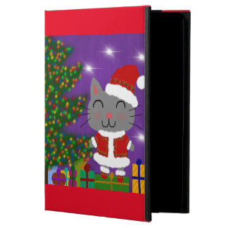 Meowy Christmas iPad Air Case