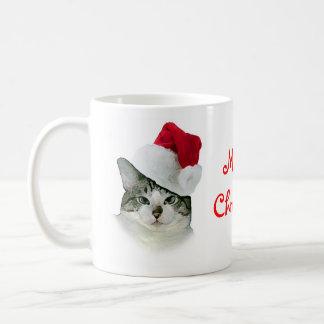 Meowy Christmas!  mug