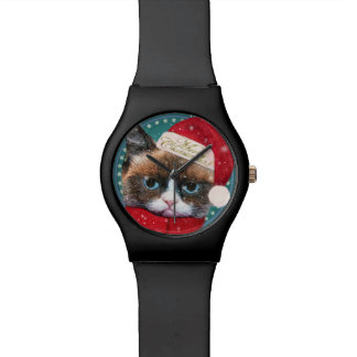 Meowy Santa Cat Christmas May28th Watch
