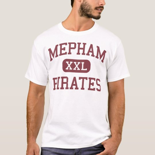Mepham - Pirates - High School - Bellmore New York T-Shirt