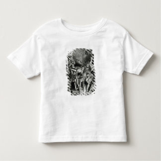 Mephistopheles and the Drinking Companions Toddler T-Shirt