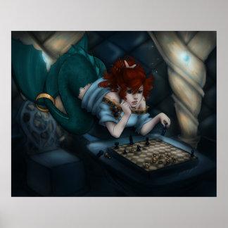Mer-Chess Poster