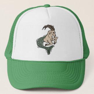 Mer-goat Trucker Hat