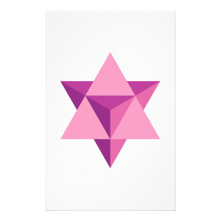 Mer-Ka-Ba Stationery Design