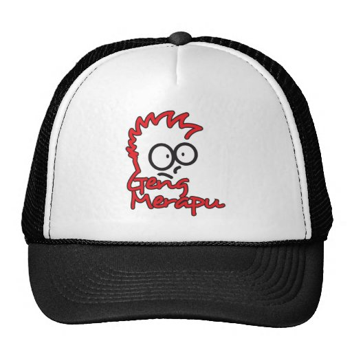 MERAPU OFFICIAL PRODUCT HAT