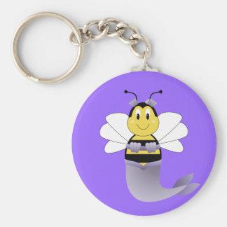 MerBee Bumble Bee Keychain