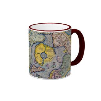 Mercator North Pole Mug #2