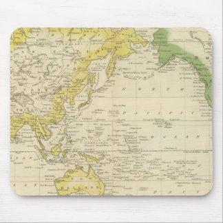 Mercator's Chart 2 Mouse Pad