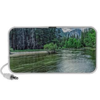 Merced River View Laptop Speaker