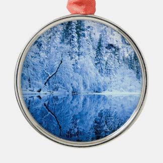 Merced River | Yosemite National Park, CA Christmas Ornament