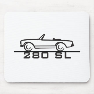 Mercedes 280 SL Type 113 Mouse Pad