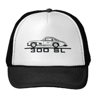 Mercedes 300 SL Gullwing Cap