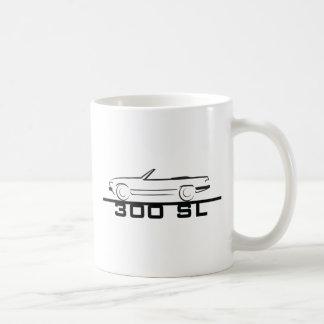 Mercedes 300 SL Type 107 Basic White Mug