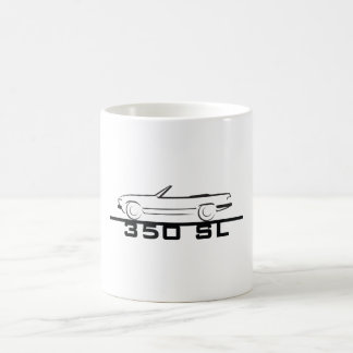 Mercedes 350 SL Type 107 Coffee Mug