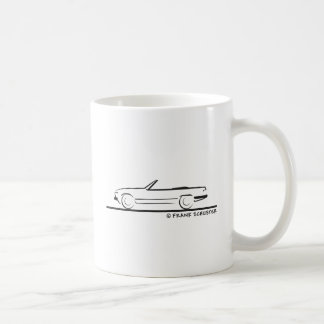 Mercedes 450 SL Type 107 Coffee Mug