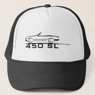 Mercedes 450SL Trucker Hat