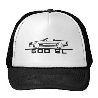 Mercedes 500 SL Type 129 Cap