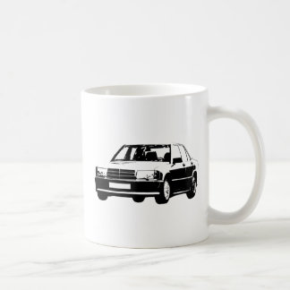Mercedes-Benz-190E Coffee Mug
