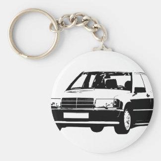 Mercedes-Benz-190E Key Ring