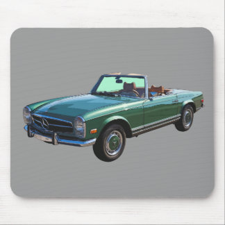 Mercedes Benz 280 SL Convertible Mousepads