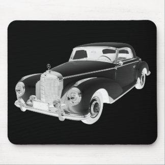 Mercedes Benz 300 Luxury Car Art Mousepads
