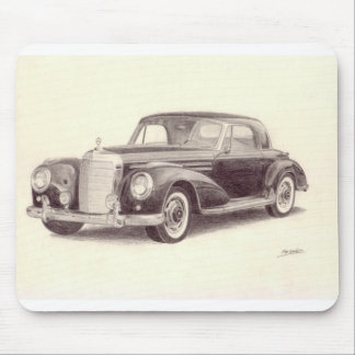 Mercedes Benz 300S (1951) Mouse Pads