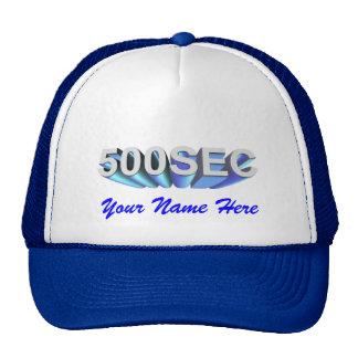Mercedes Benz 500SEC Cap Hats