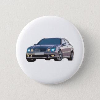 Mercedes Benz 6 Cm Round Badge