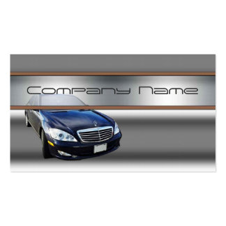 Mercedes-Benz Luxury Business cards