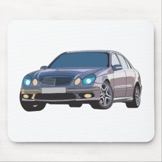 Mercedes Benz Mouse Pad