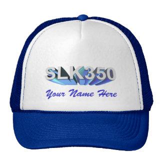 Mercedes Benz SLK350 Cap Hats