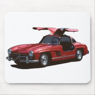 Mercedes Benz SLR300 Mouse Mat