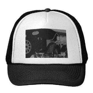 Mercedes-Benz Stuttgart 1928 Mesh Hats
