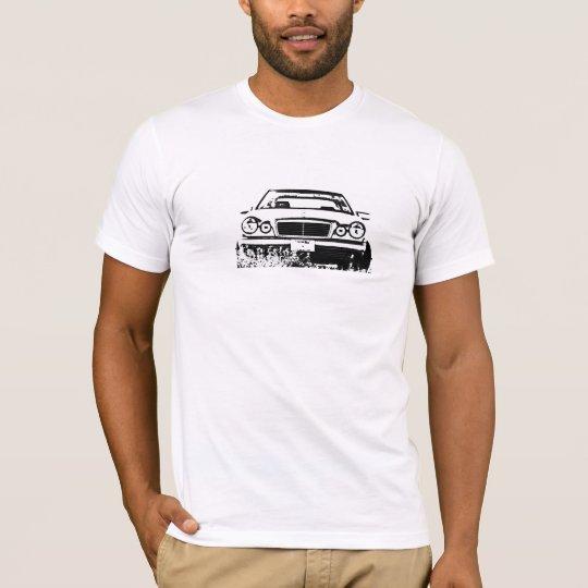 Mercedes benz w210 e320 t shirt for Mercedes benz t shirt