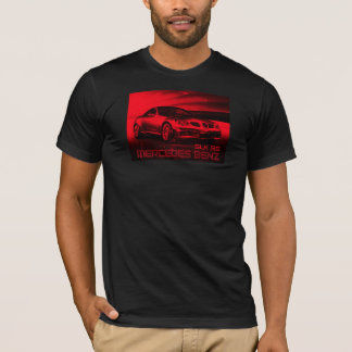 mercedes red T-Shirt