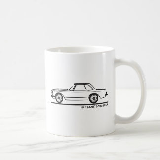 Mercedes SL Pagoda Hardtop Coffee Mug