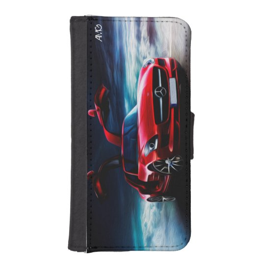Mercedes SLS - AMG/Iphone 5 covering/case iPhone SE/5/5s